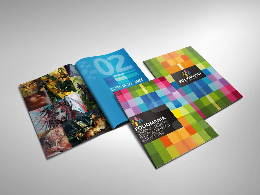 Fabuleux 10 bellissimi esempi di brochure design - Creazione LOGO - Logo  DE85